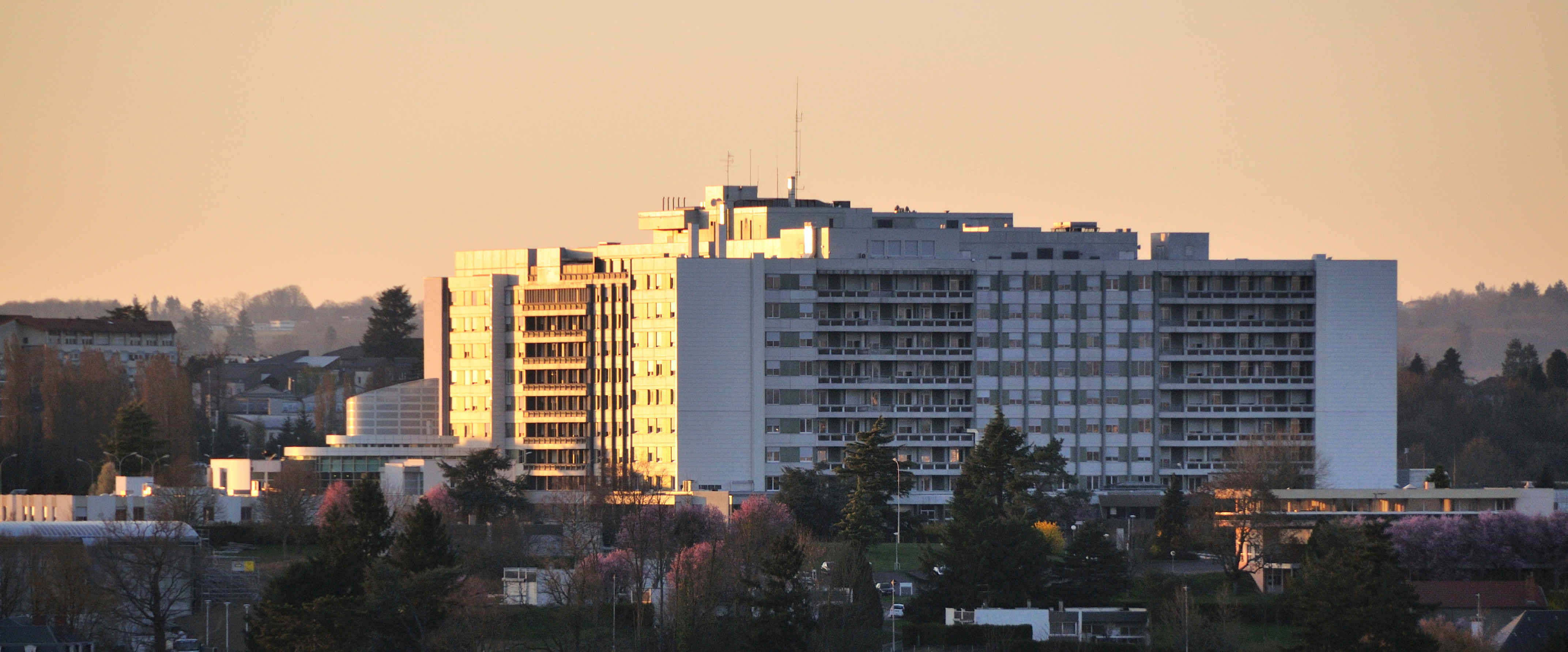 Panoramique CHU Limoges